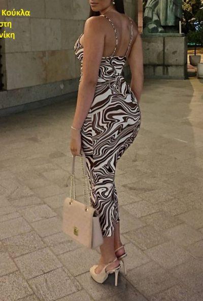 Ελληνίδα Άρτεμις, 26 ετών με εντυπωσιακές καμπύλες στο χώρο μου